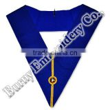 Masonic Fraternal Regalia Embroidery Collars