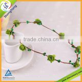 Vines Flowers Hair Hoop Lasted Hairband Design