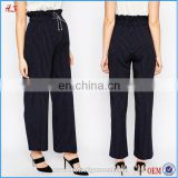 custom design health and comfortable sample design maternity clothes pregnant women palazzo pants