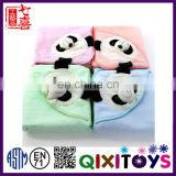 Factory direct creative baby hooded towel wholesale