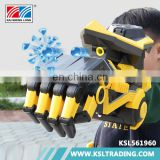 Wholesale AR 3D battle game emitter multiplayer jelly bullet toy gun for children and adults