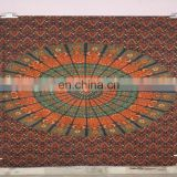 India supplier for 55*85inch Wall Hanging Tapestries Cotton Mandala Tapestry