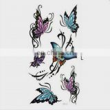Watertransfer temporary tattoo paper stickers