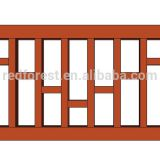 house railing designs or balcony railing parts or railing systems