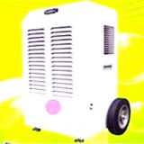 Commercial Building Dehumidifier Auto Defrost For Container