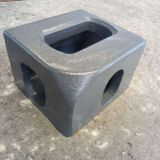 Manufacturer of  Container Casting Corner Mould Parts ISO1161 Corner Parts
