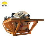 Ceramic Vacuum Disc Filter Zinc Tailings Dewatering Machine