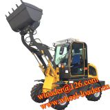 Titan Hoflader China 800kg 0.8ton Mini Small Electric farm Wheel Loader With Best Price, small wheel loader mini front end bucket wheel loader low price for sale from good quality China wheel loader manufacturer wheel loader factory