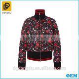 2016 new style european ultra light winter down jacket women