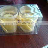 scented perfume aroma votive candle, candles glass candle containers