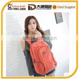 Durable leisurely college style lady laptop bag for travel and sports