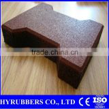 China manufacturers high quality enpaker cheap rubber tile paver