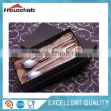 stainless steel kitchen utensil set spoon and chopsticks