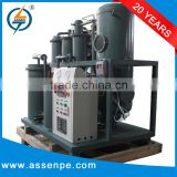 High efficiency vacuum lubricating oil recycling machine, lube oil purifier plant                                                                         Quality Choice