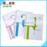 Softcover magazine brochure Catalogues printing