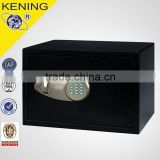 Black Metal material wall Security Safe with Electronic lock