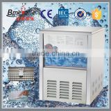 120 kg/24h mini fridge ice maker with water cooler