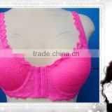 Fashion Front Closure Lace Bras