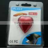 Romantic heart shape usb flash drive,1tb usb flash drive,red heart shaped usb flash memory,OEM usb