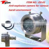 EX-02 Anti-explosion camera, explosion proof digital camera for oil tank truck, etc.