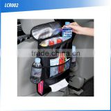 (120516)High quality Car seat storage bag / car seat back pocket / auto back seat hanging bag