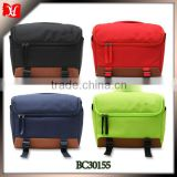 Hot selling leather camera bag waterproof dslr cheap camera bag
