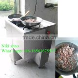 Big Capacity Industrial Electric Meat Shredding Machine/Meat Strip Cutter/Meat Strip Cutting Machine