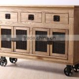 Chinese Antique industrial furniture,Teak wood furniture                                                                         Quality Choice