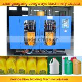 1L 2L 3L plastic containers bottle cans jars blow moulding machine/ bottle making machine full automatic