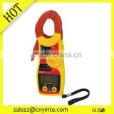 YT-0863 Large Display electrical instrument Digital Clamp Meter
