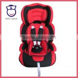 folding adjustable safety/care bed booster for belt baby/child/kid doll car seat