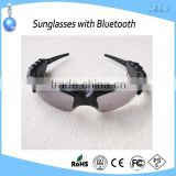 New fashion design bluetooth sunglasses for mobile phone