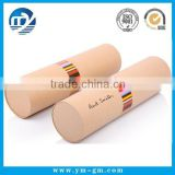 Custom round biodegradable cardboard paper tube