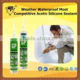 Weather Waterproof Most Competitive Acetic Silicone Sealant