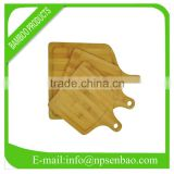 Novel bamboo cutting board 3 piece suit