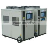industrial blast air cooled chillers freezer