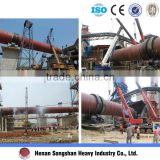 High efficient lime rotary kiln with low price by China supplier