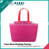 embossed non woven handbags/tote bags/shopping bags