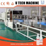Top selling products direct manufacturer automatic heat tunnel shrink wrapping machine / bottle seal shrink wrap machine