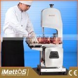Frozen Meat Cutting Machine With Sliding Working Table iMettos Bone Saw Machine                                                                         Quality Choice