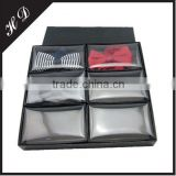 Bow Tie Storage Box Scarf Packaging Box