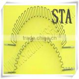 STA U type 1800C Molybdenum disilicide oven heating elements