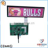 High resolution for beauty shop 8.8inch lcd videowall commercial lcd videowall original panel with controller