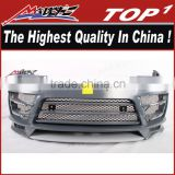 Front bumper for 2014-2015 Range-Rover Sport body kit LM style rangerover sport front bumper body kit