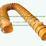 PVC Material Insulated flex duct hose