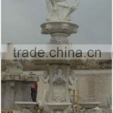 Water fountain statues,elephant fountain, marble fountain