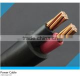 PVC insulated PVC/PE sheathed power cables goods from China cooper cable price per meter electric cables supplier