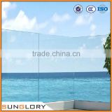 6mm 8mm 10mm 12mm 15mm 19mm Tempered Glass Pool Fencing