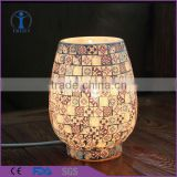 Home wedding decoration electroplate glass lamp shade                                                                                         Most Popular