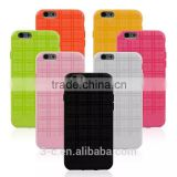 6 colors silicone mobile phone cover making machine for iphone 6 plus cute mobile phone cover